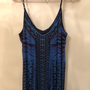 Express Maxi Dress Size Medium